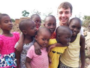 Erster Bericht aus Tansania
