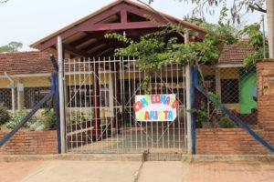 Maristische Werte in San José de Chiquitos
